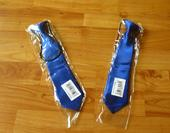 2x modrá kravata - dětská,