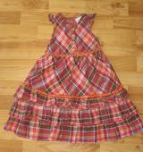 bavlněné slavnostní šaty next 2-3 roky, 92