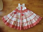 nenošené šaty next, 104