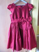 dívčí šaty next, 122