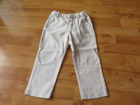 nenošené kalhoty pro chlapečka - Obrázek č. 1