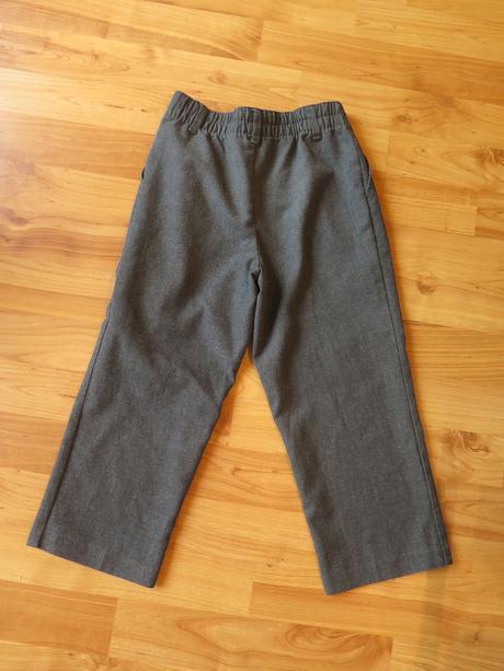 společenské chlapecké kalhoty - Obrázek č. 1