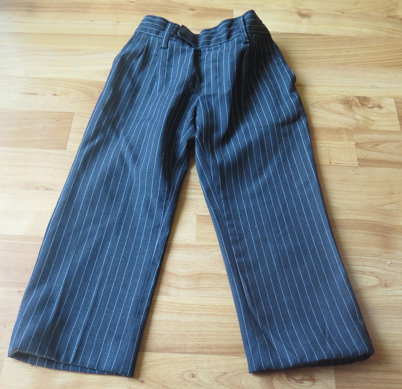 společenské chlapecké kalhoty next - Obrázek č. 1