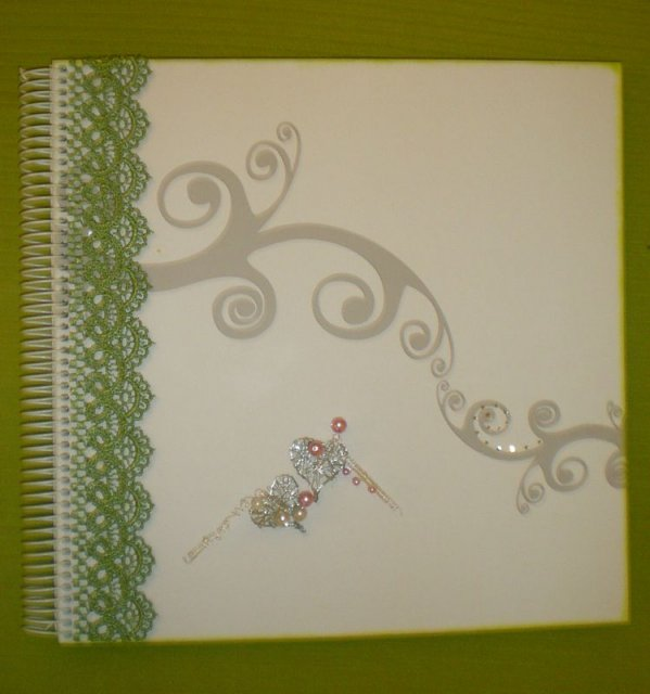 Predpripravy na 8.8.2009 - kniha priani