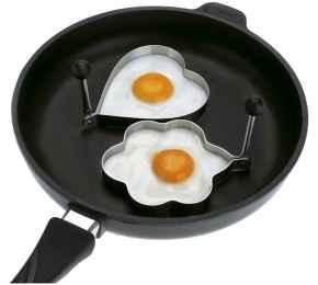 Vybavení do kuchyně - Formy na volská oka.