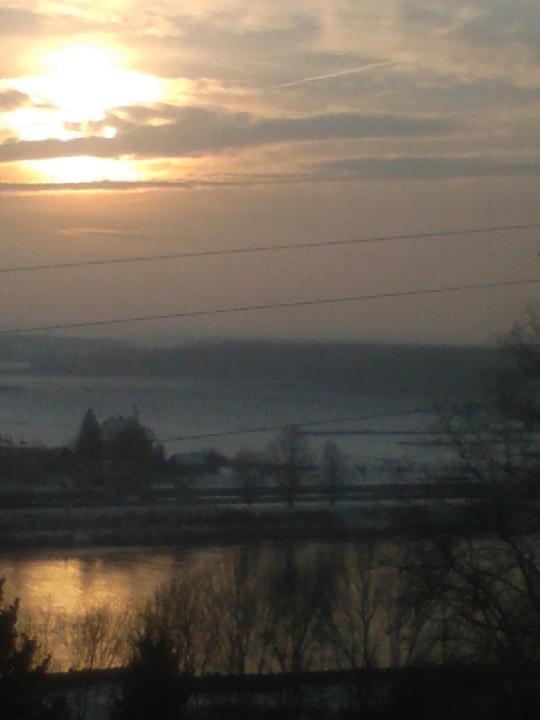 Výhledy - Zimní odpoledne