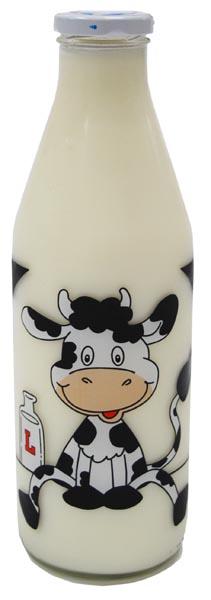 Vybavení do kuchyně - Na mléko