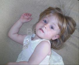 To nejlepší,co nás během manželství potkalo! Naše dcerka Nelinka. nar.9.7.2009