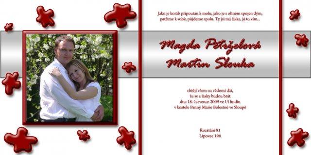 Magda Petrželová{{_AND_}}Martin Slouka - Obrázek č. 1