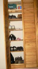 Jako každá ženská, mám mnoho párů bot :o)