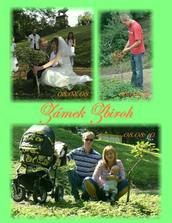 2 roky po svatbě už byl na Zbirohu i Ondrášek ;)