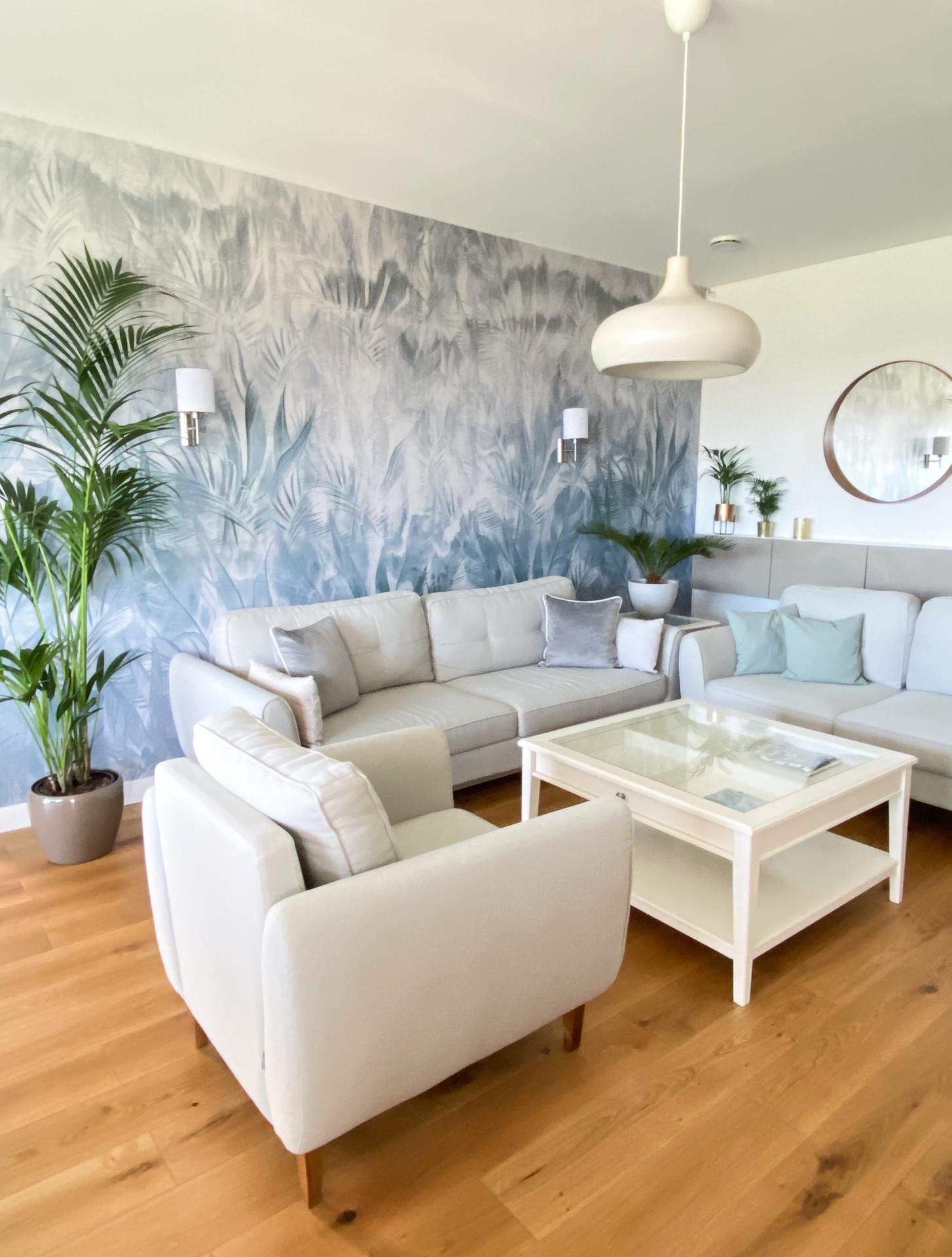 Obývačka 💙 - Obrázok č. 1