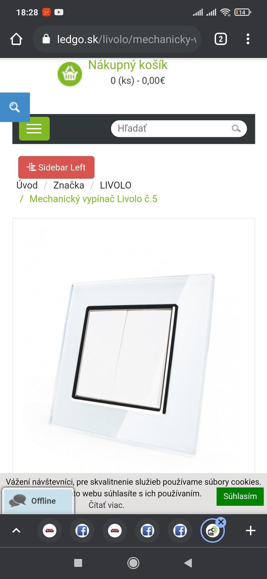 Máte niekto takéto vypínače LIVOLO??? - Obrázok č. 1