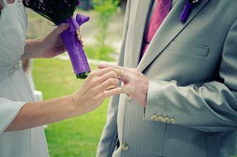 předávání prstenů