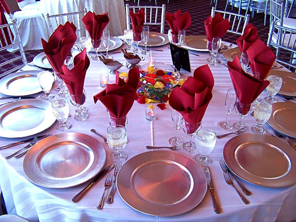 Tipy na prostírání stolů - Obrázek č. 7