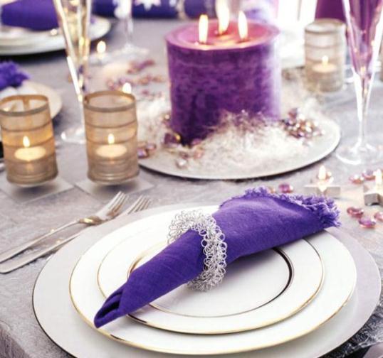 Tipy na prostírání stolů - Obrázek č. 23