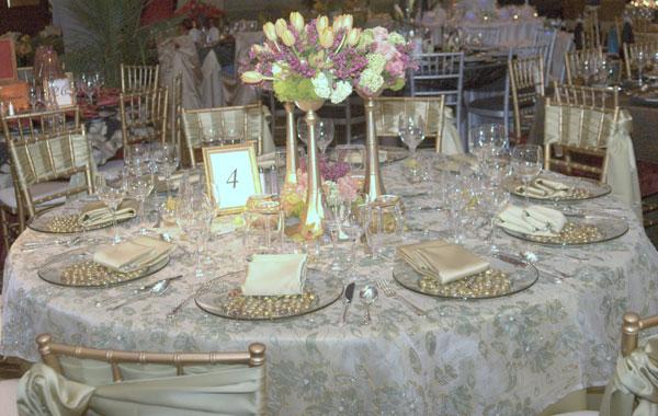 Tipy na prostírání stolů - Obrázek č. 24