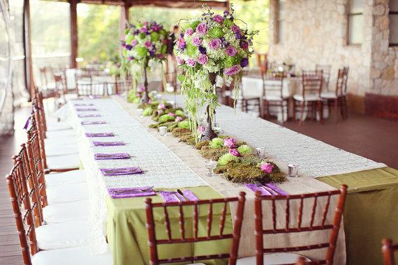 Tipy na prostírání stolů - Obrázek č. 35