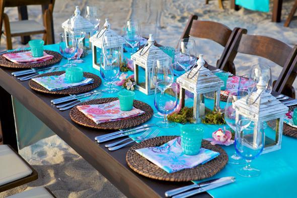 Tipy na prostírání stolů - Obrázek č. 2