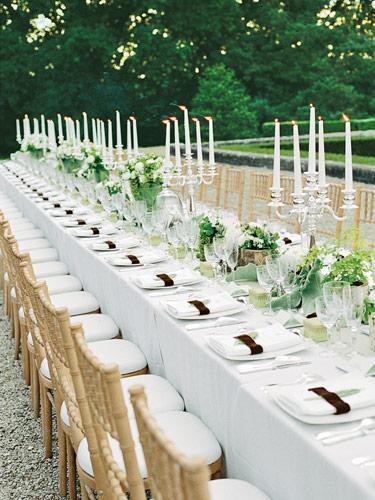 Tipy na prostírání stolů - Obrázek č. 37