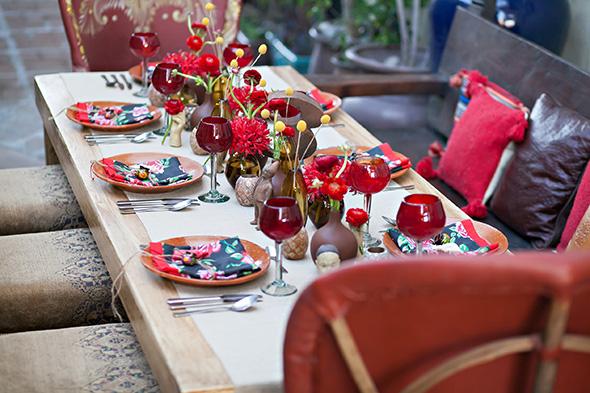 Tipy na prostírání stolů - Obrázek č. 5