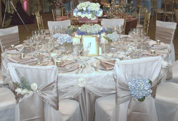 Tipy na prostírání stolů - Obrázek č. 52