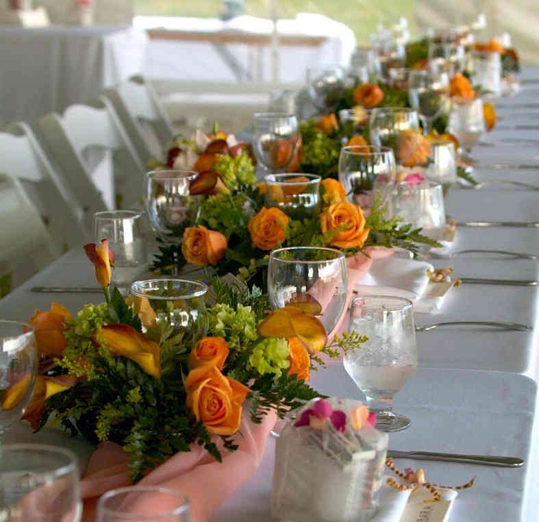 Tipy na prostírání stolů - Obrázek č. 54