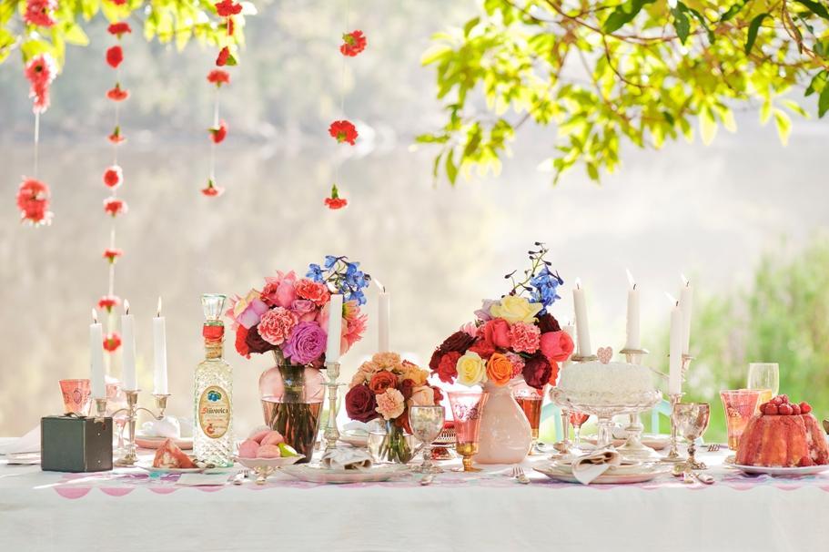 Tipy na prostírání stolů - Obrázek č. 55