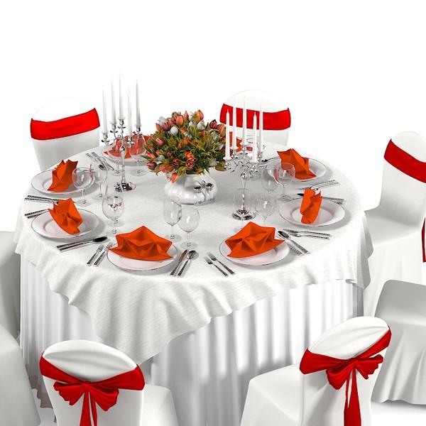 Tipy na prostírání stolů - Obrázek č. 58