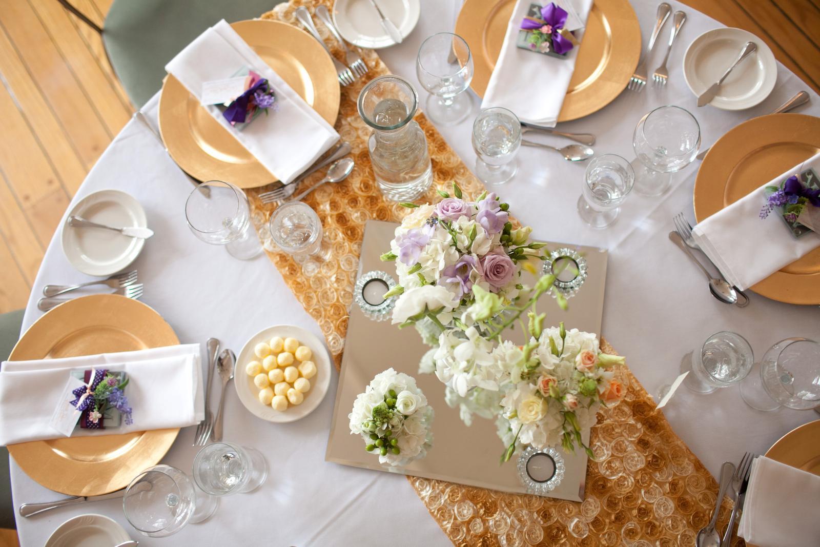Tipy na prostírání stolů - Obrázek č. 61