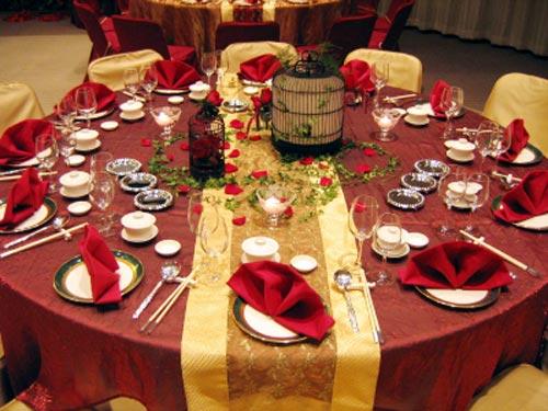 Tipy na prostírání stolů - Obrázek č. 63