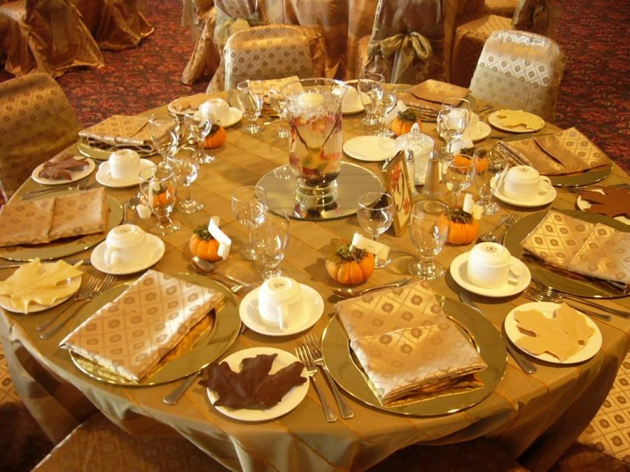 Tipy na prostírání stolů - Obrázek č. 68