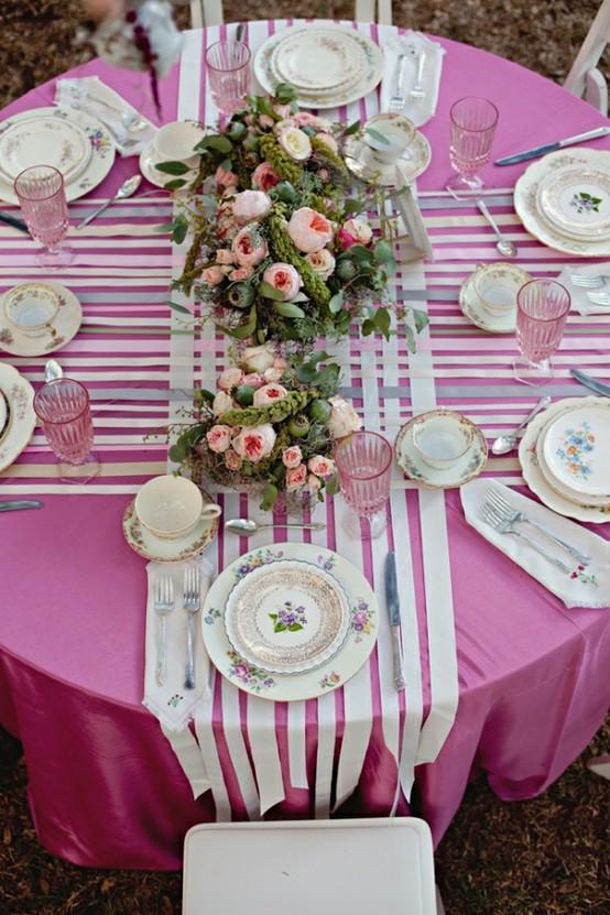 Tipy na prostírání stolů - Obrázek č. 71