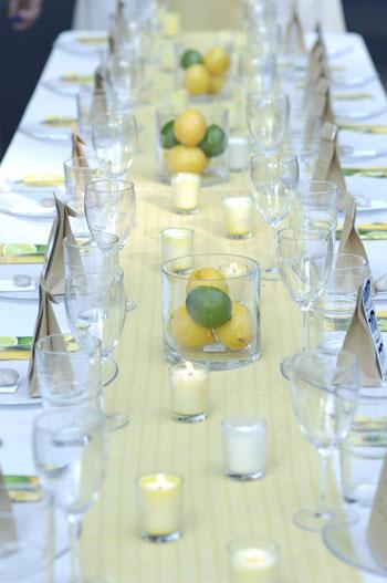 Tipy na prostírání stolů - Obrázek č. 73