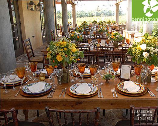 Tipy na prostírání stolů - Obrázek č. 87