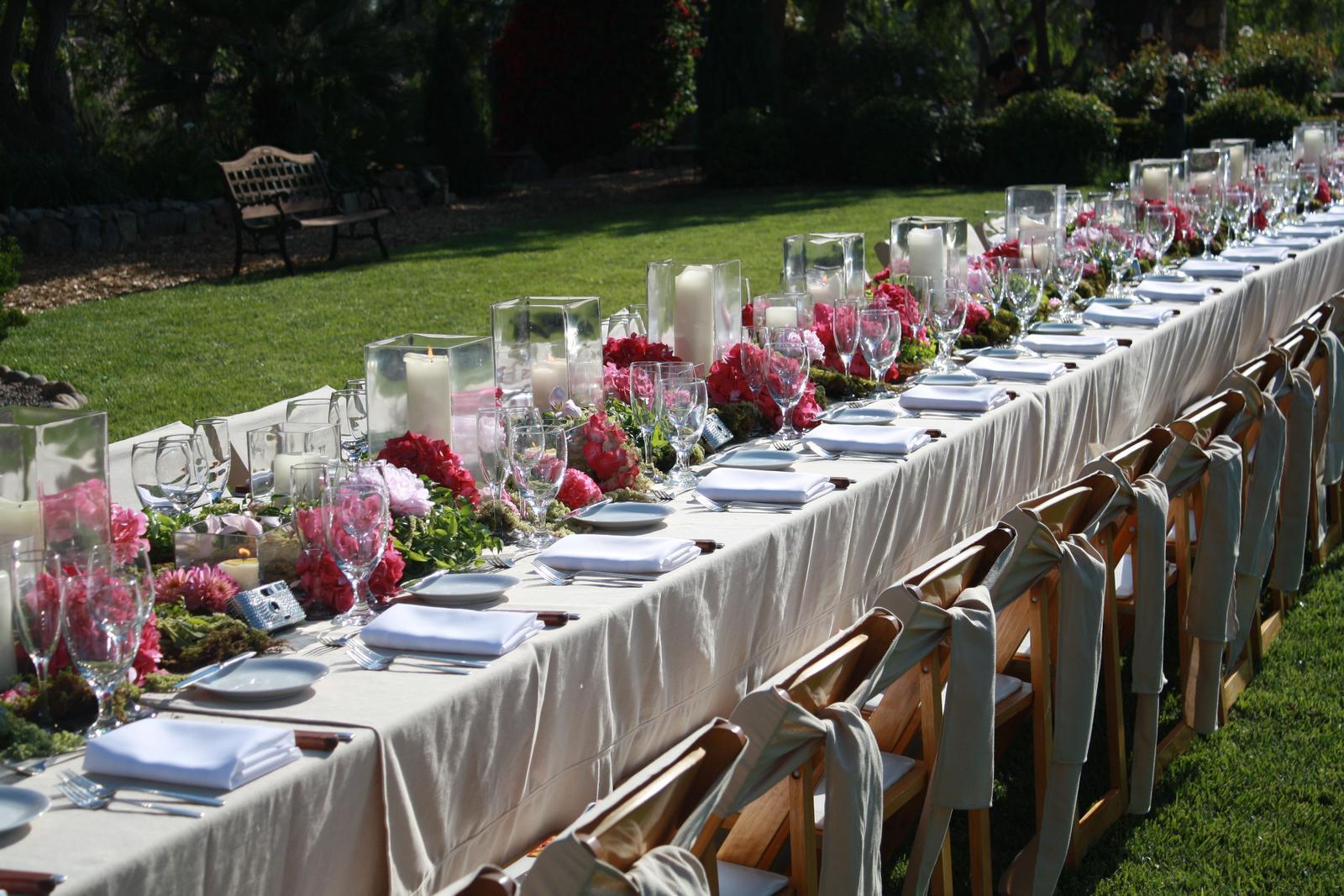 Tipy na prostírání stolů - Obrázek č. 88