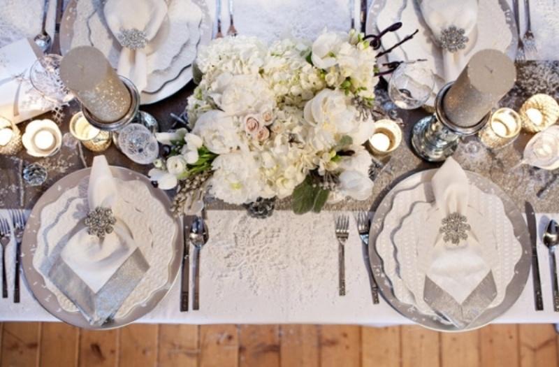 Tipy na prostírání stolů - Obrázek č. 92