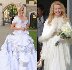 Iveta Bartošová 1. a 2. svatba