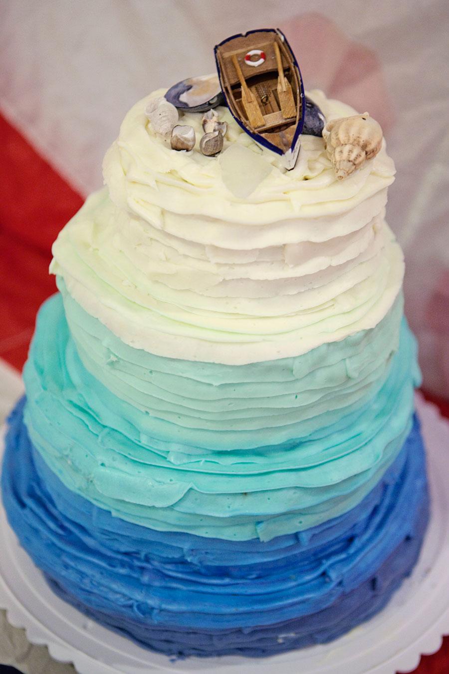 Námořnický styl svatby.... vzhůru na palubu!!! - Obrázek č. 4