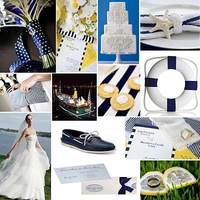 Námořnický styl svatby.... vzhůru na palubu!!! - Obrázek č. 1