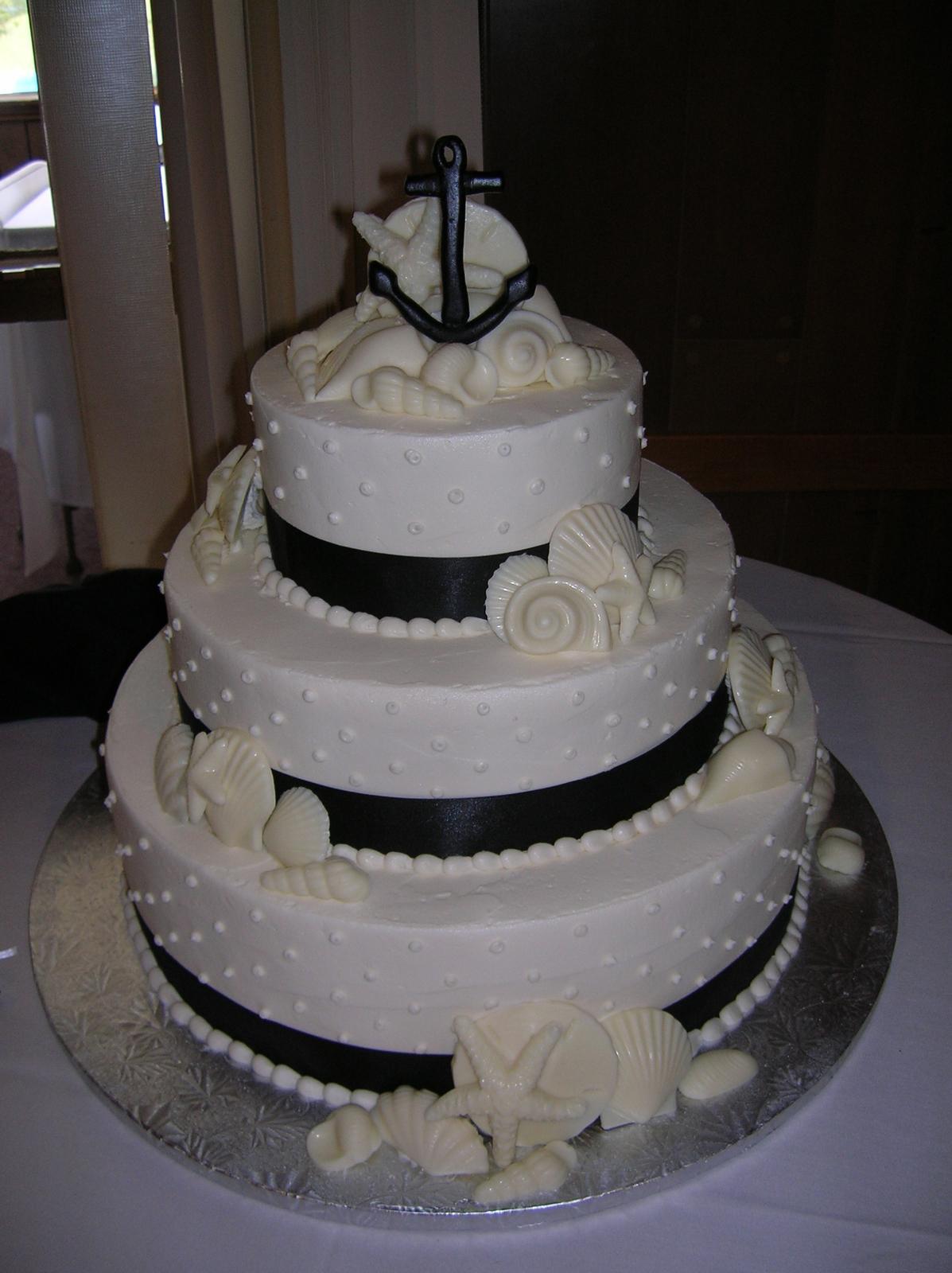 Námořnický styl svatby.... vzhůru na palubu!!! - Obrázek č. 13