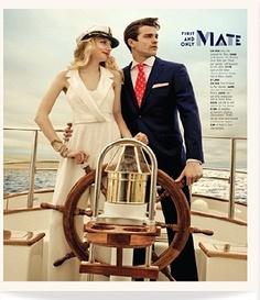 Námořnický styl svatby.... vzhůru na palubu!!! - Obrázek č. 6