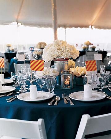 Námořnický styl svatby.... vzhůru na palubu!!! - Obrázek č. 17