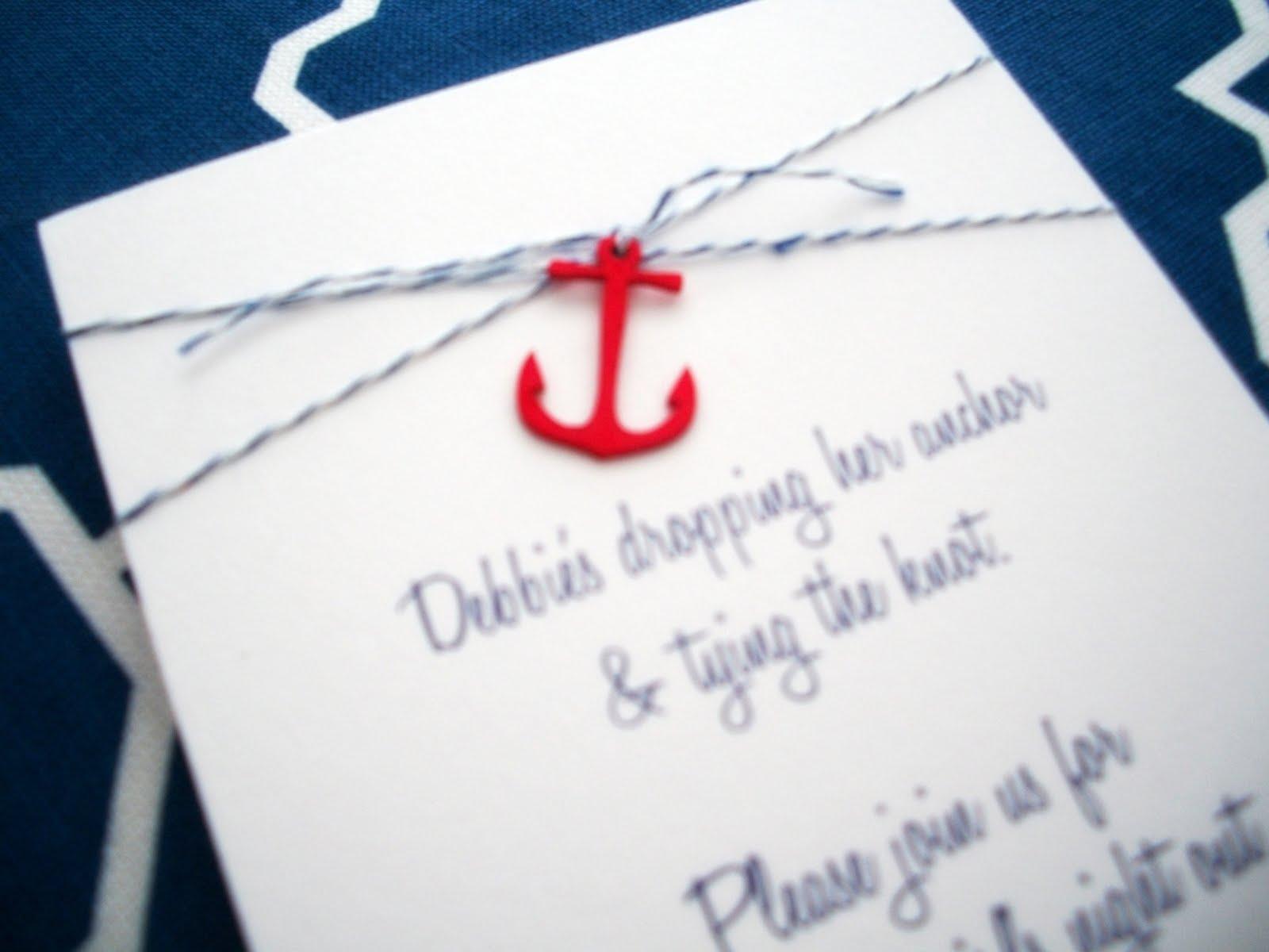 Námořnický styl svatby.... vzhůru na palubu!!! - Obrázek č. 18