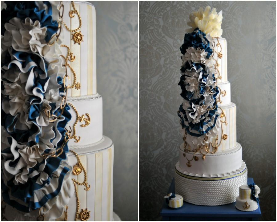 Námořnický styl svatby.... vzhůru na palubu!!! - Obrázek č. 22