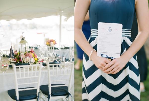 Námořnický styl svatby.... vzhůru na palubu!!! - Obrázek č. 29