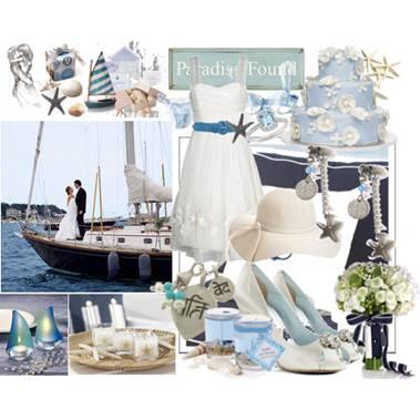 Námořnický styl svatby.... vzhůru na palubu!!! - Obrázek č. 37