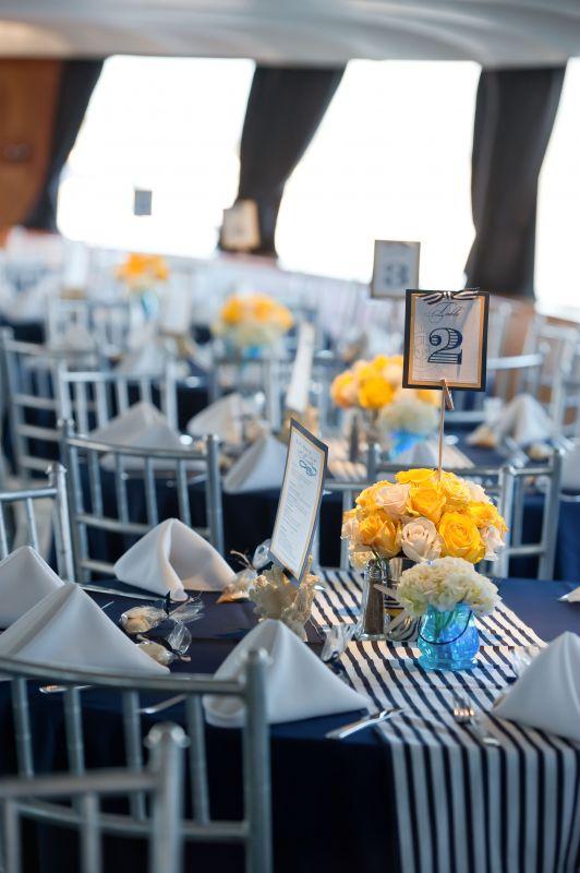 Námořnický styl svatby.... vzhůru na palubu!!! - Obrázek č. 41