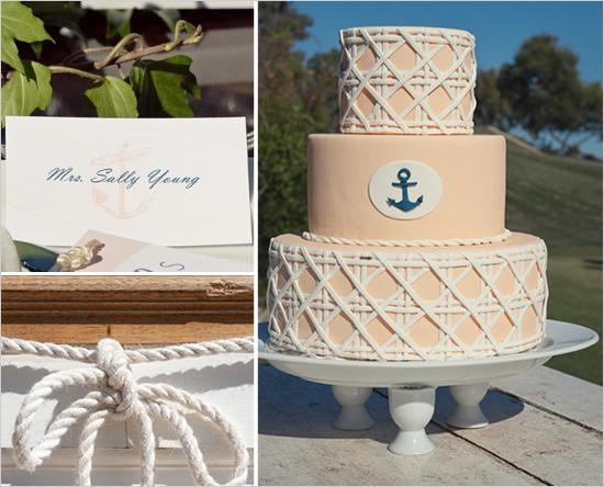 Námořnický styl svatby.... vzhůru na palubu!!! - Obrázek č. 46