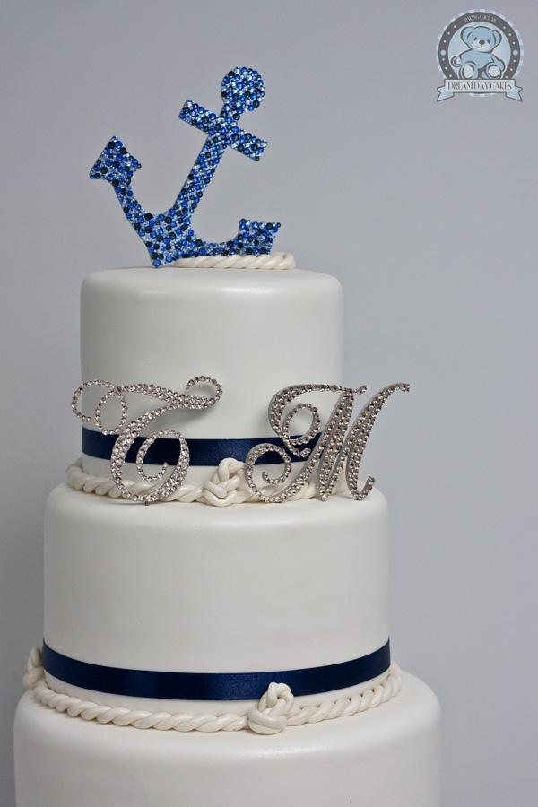 Námořnický styl svatby.... vzhůru na palubu!!! - Obrázek č. 47